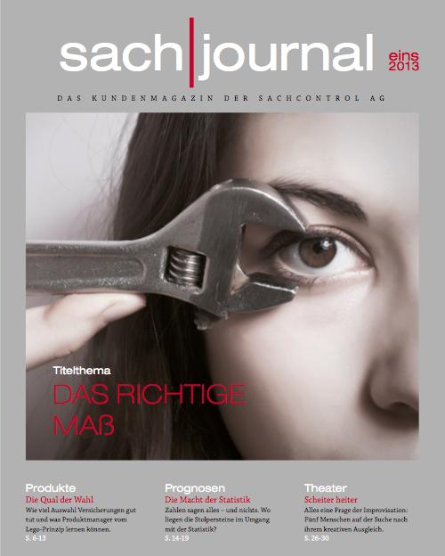 Sachjournal 1/2013