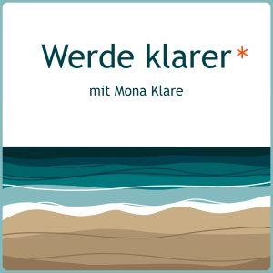 """Link zu """"Werde klarer"""", weiteren Podcast-Plattform"""