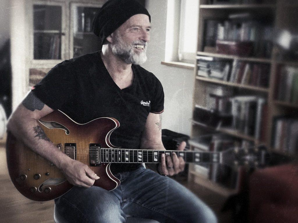 Markus Gahlen, Musiker.